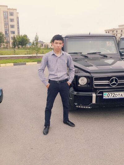 Фото мужчины Алишер, Шымкент, Казахстан, 20
