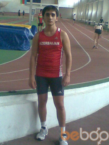 Фото мужчины athletic, Баку, Азербайджан, 24